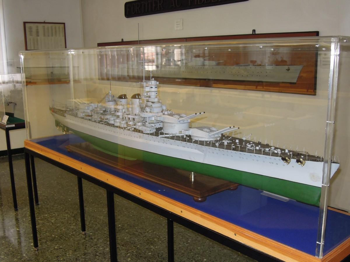 Il museo storico navale de Venise Dscn5839