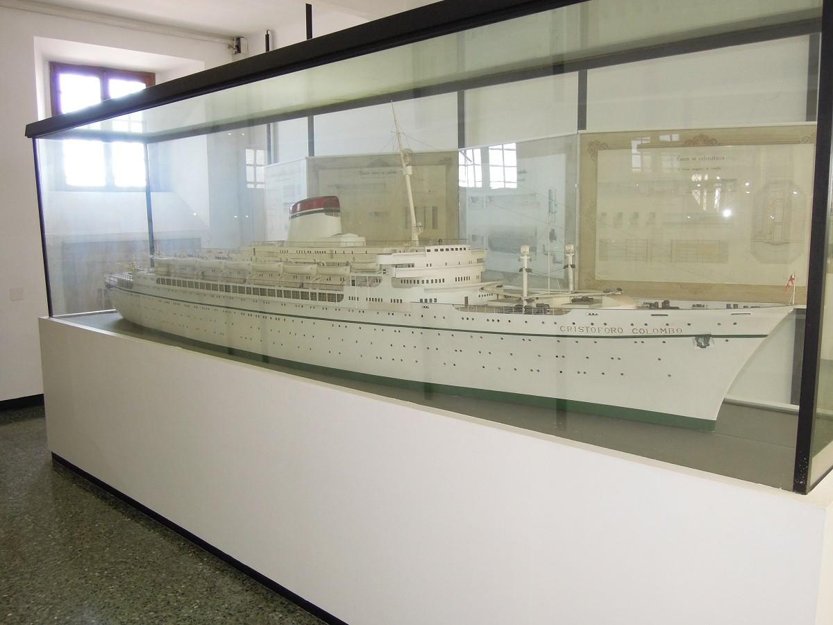 Il museo storico navale de Venise Dscn5840