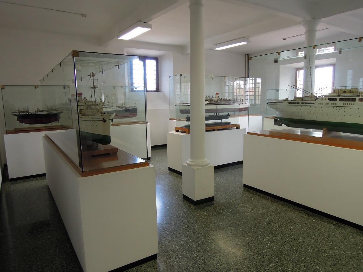 Il museo storico navale de Venise Dscn5841