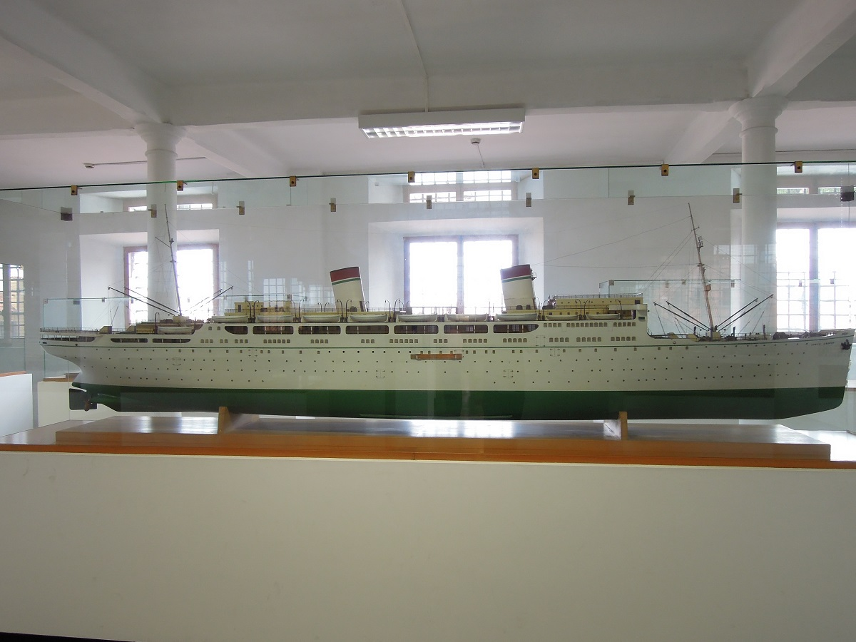 Il museo storico navale de Venise Dscn5842