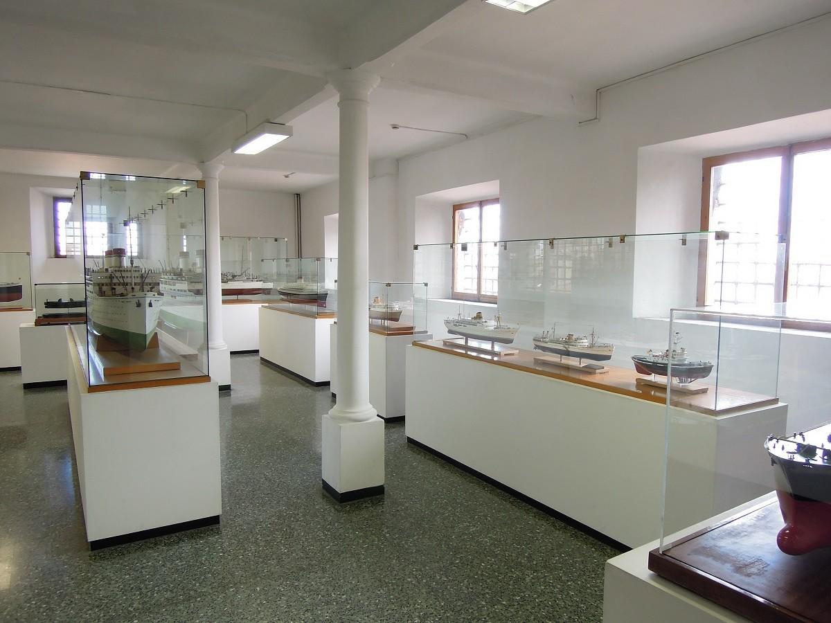 Il museo storico navale de Venise Dscn5843