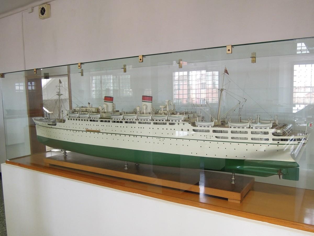 Il museo storico navale de Venise Dscn5844