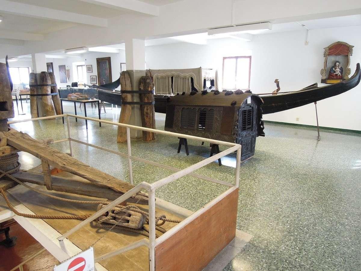 Il museo storico navale de Venise Dscn5845