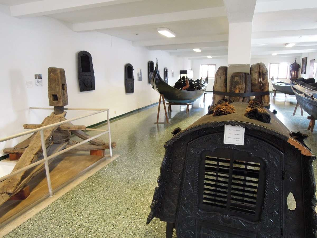 Il museo storico navale de Venise Dscn5846