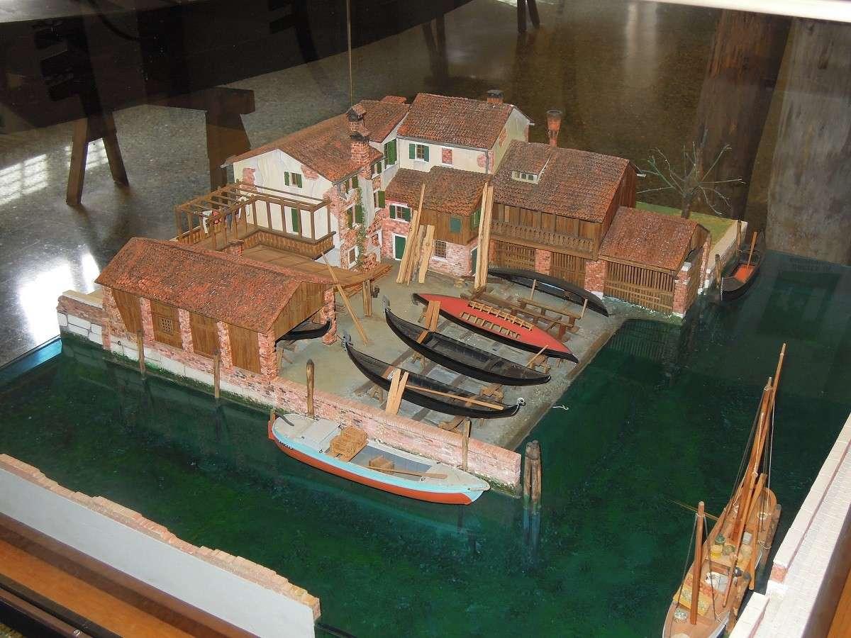 Il museo storico navale de Venise Dscn5847