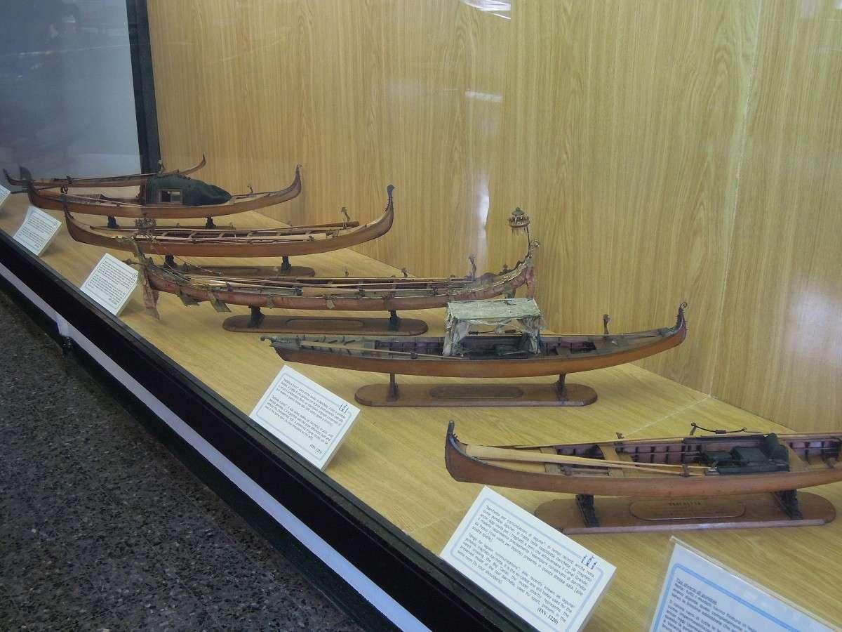 Il museo storico navale de Venise Dscn5849