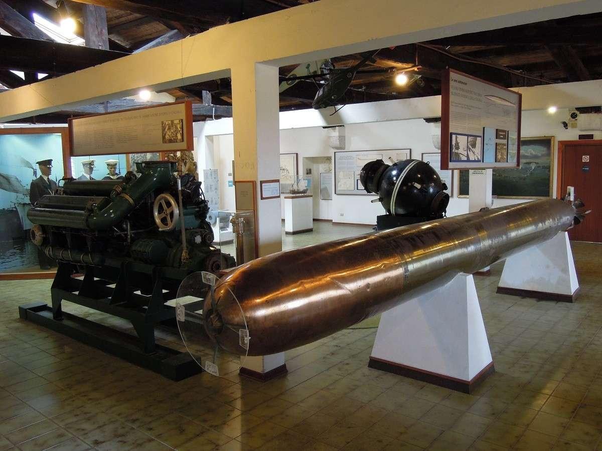 Il museo storico navale de Venise Dscn5851