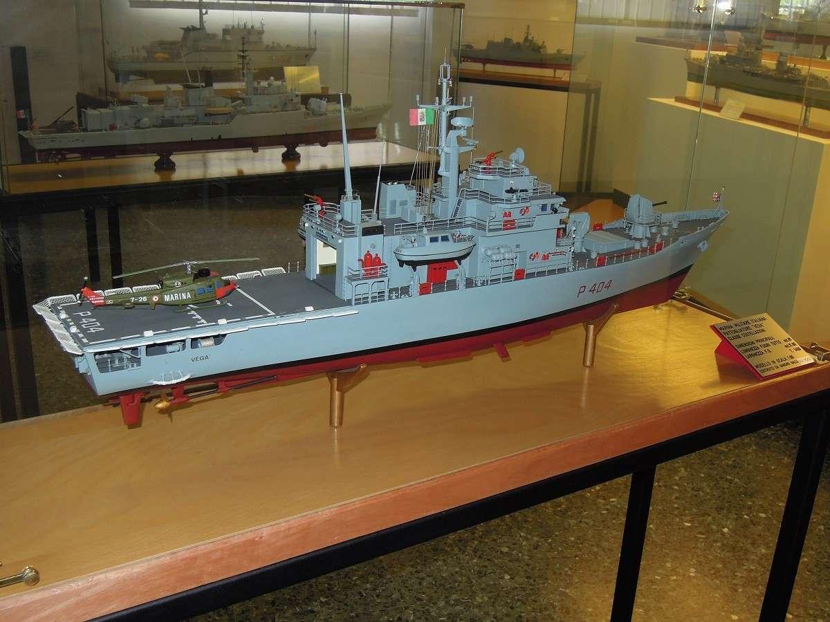 Il museo storico navale de Venise Dscn5852