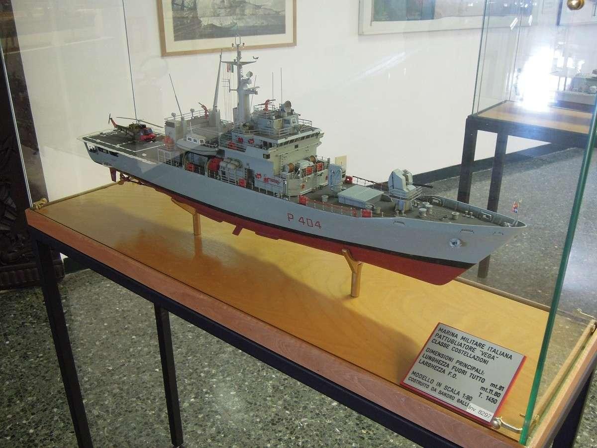 Il museo storico navale de Venise Dscn5854