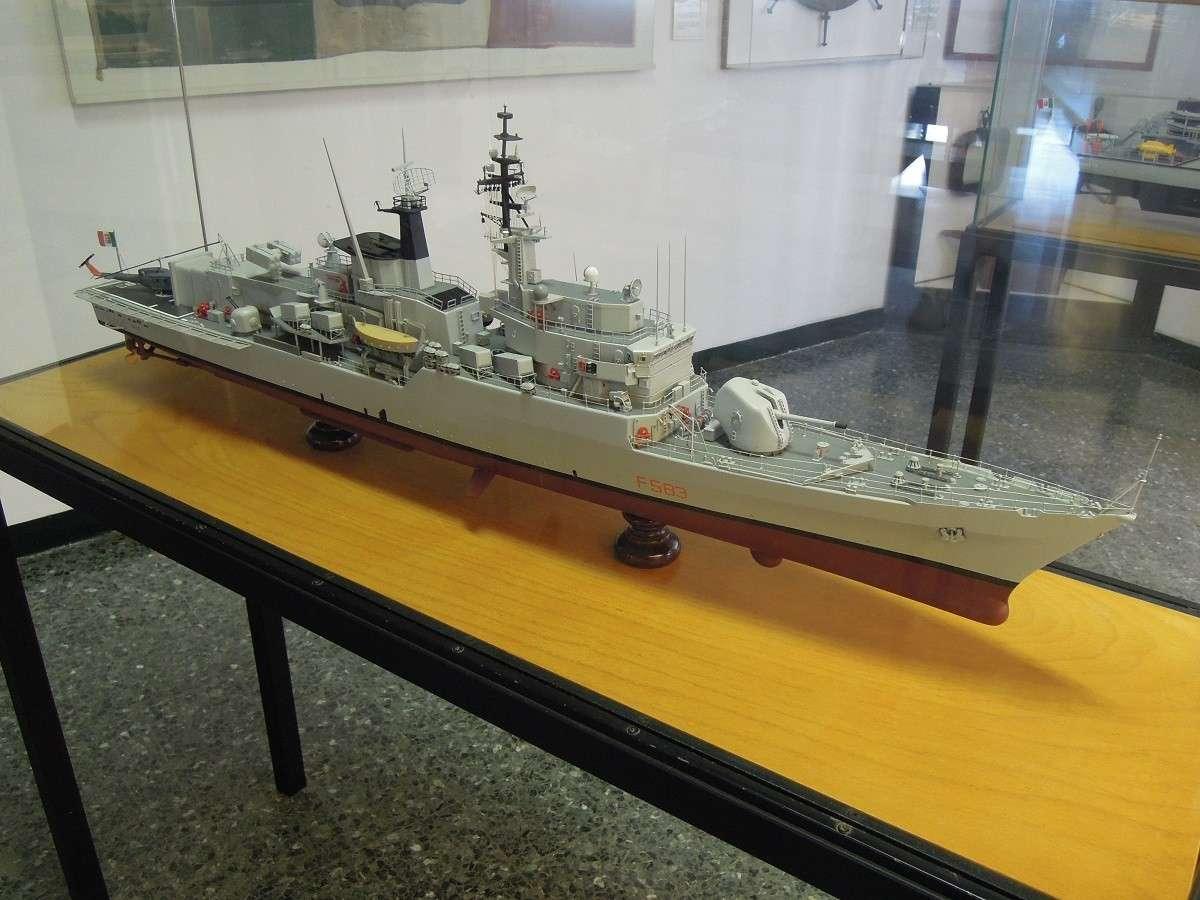 Il museo storico navale de Venise Dscn5855
