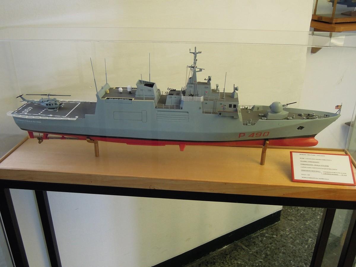 Il museo storico navale de Venise Dscn5856