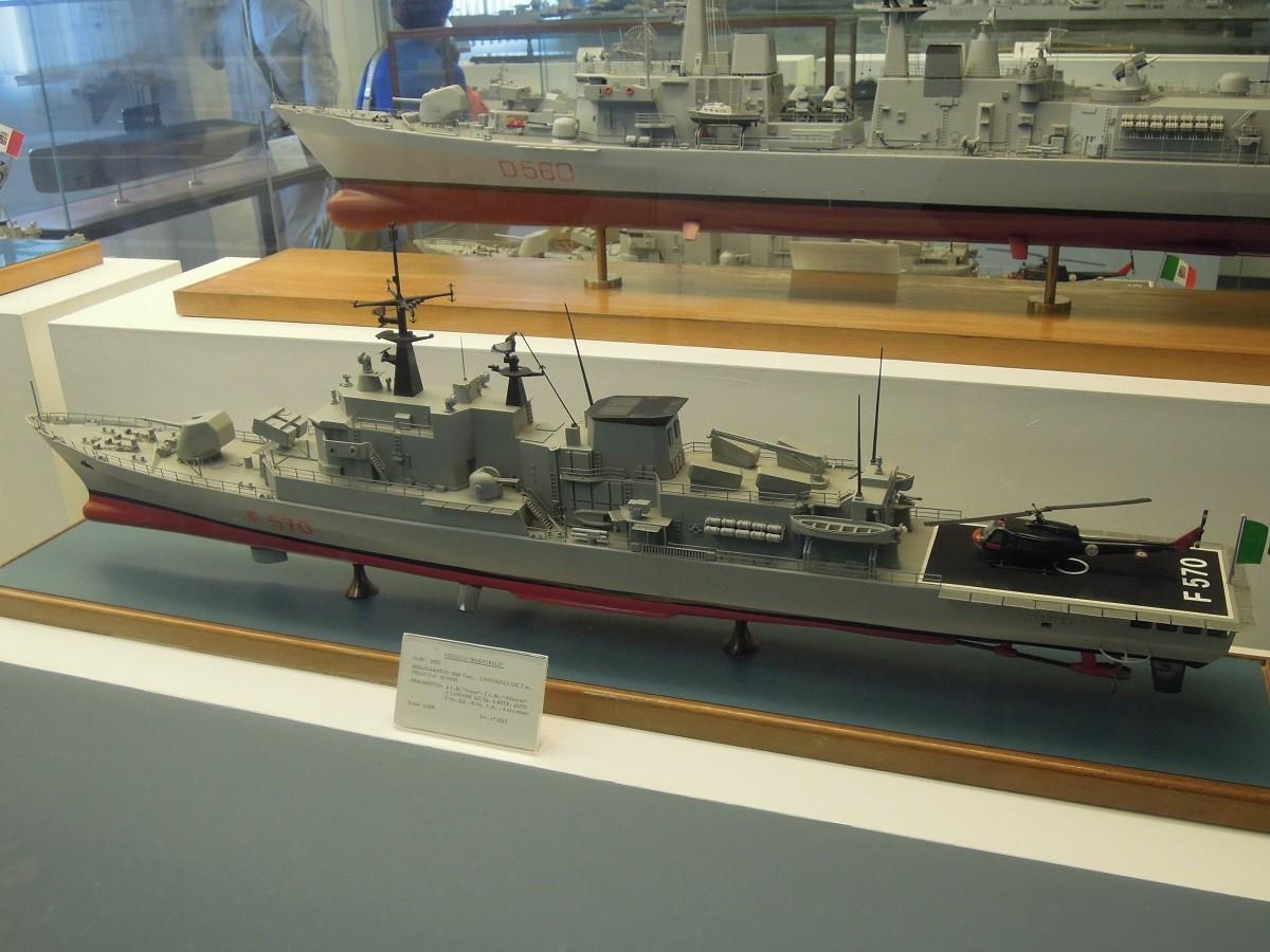 Il museo storico navale de Venise Dscn5857