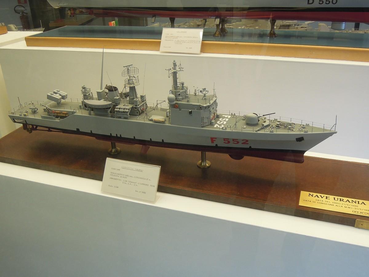 Il museo storico navale de Venise Dscn5858