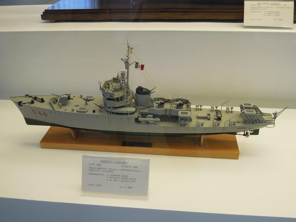 Il museo storico navale de Venise Dscn5859