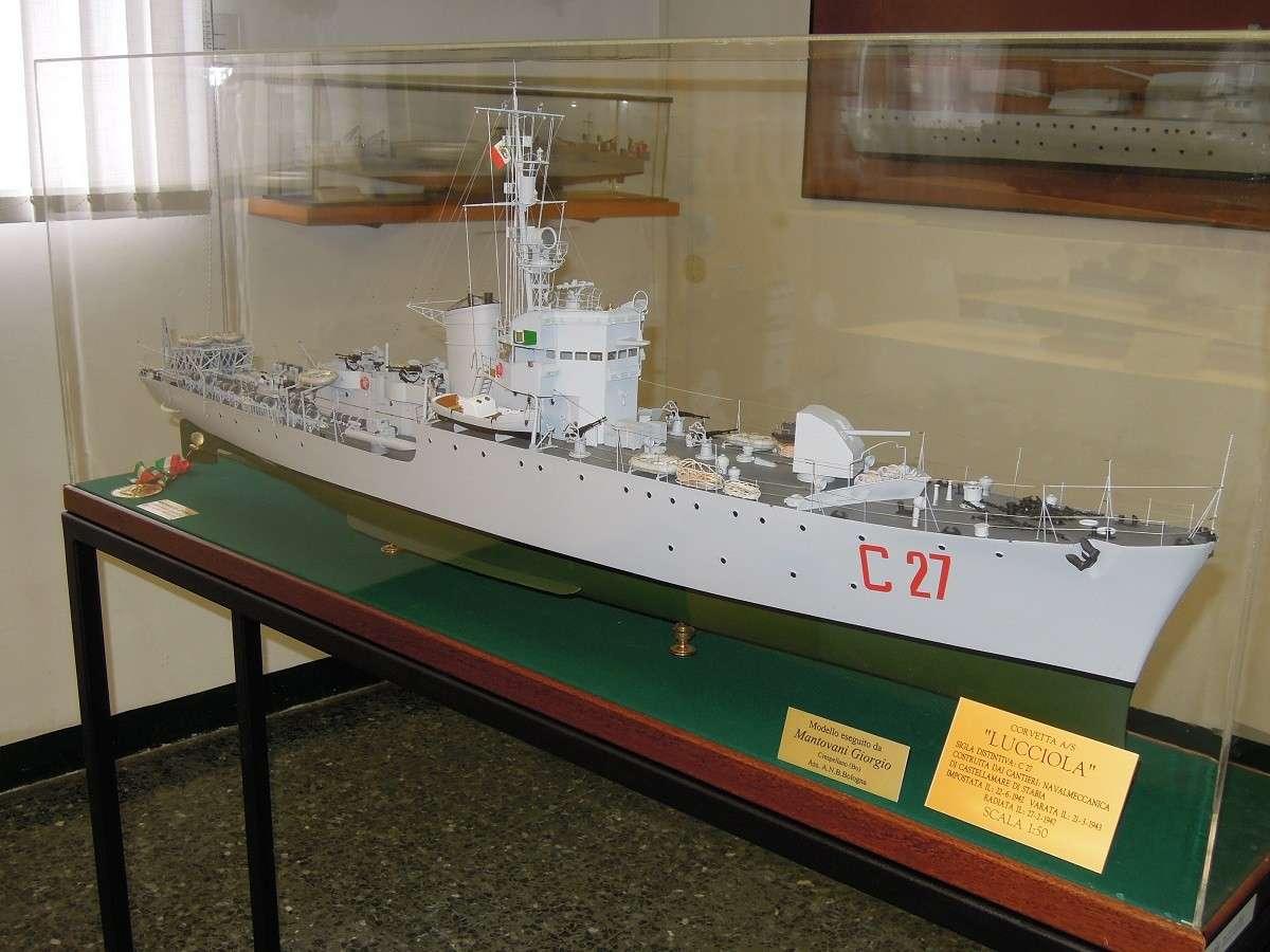 Il museo storico navale de Venise Dscn5860