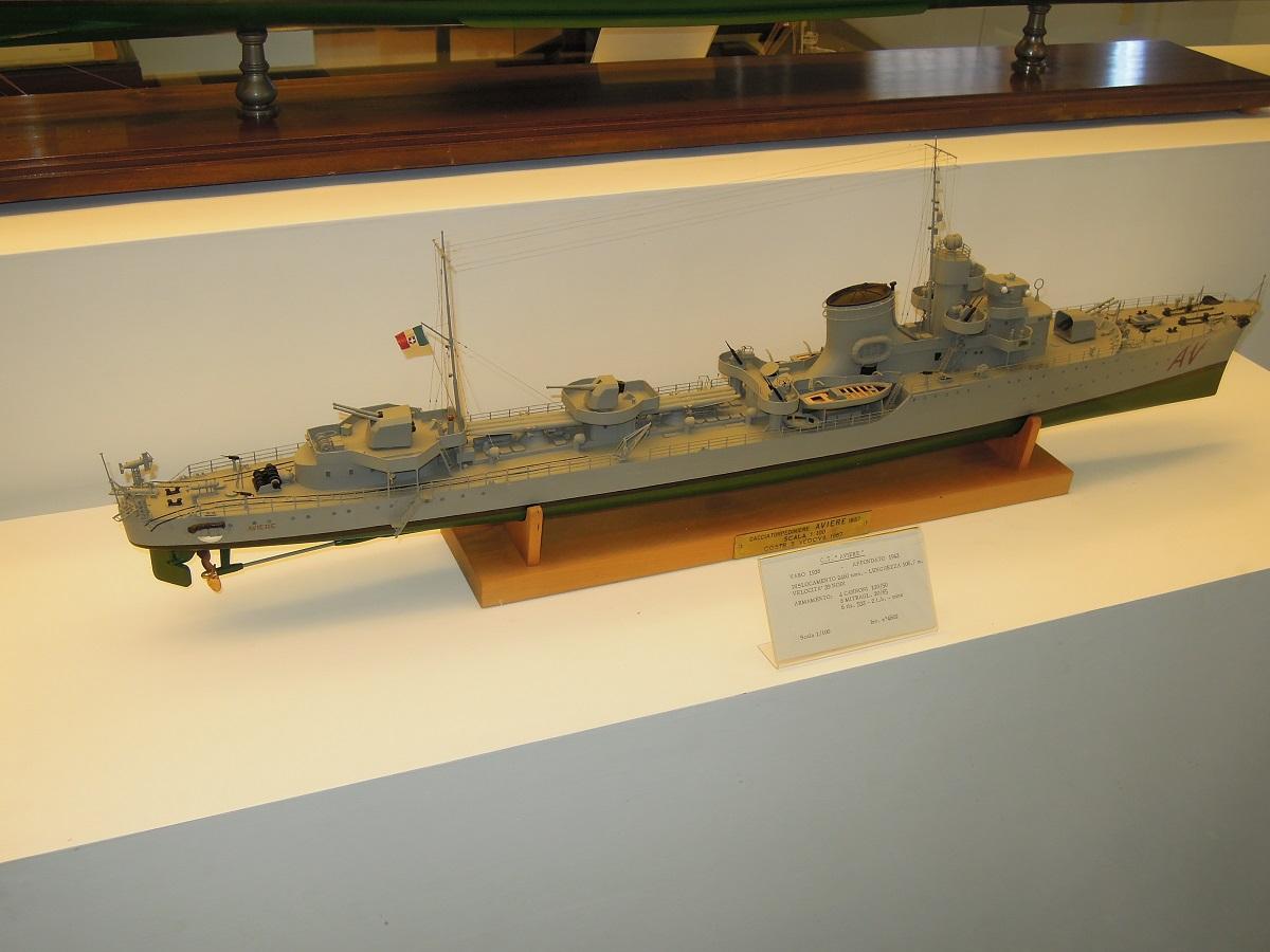 Il museo storico navale de Venise Dscn5861