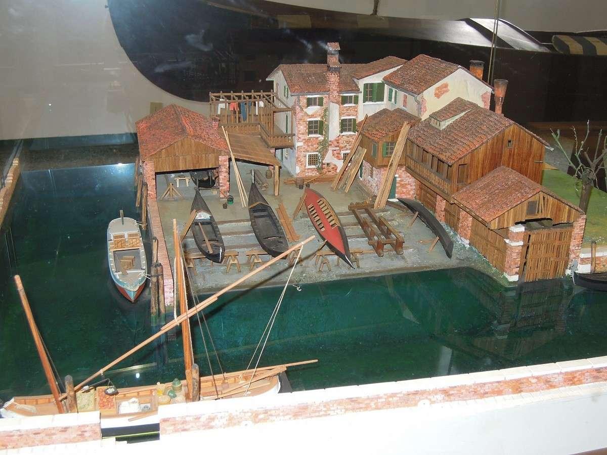 Il museo storico navale de Venise Dscn5864