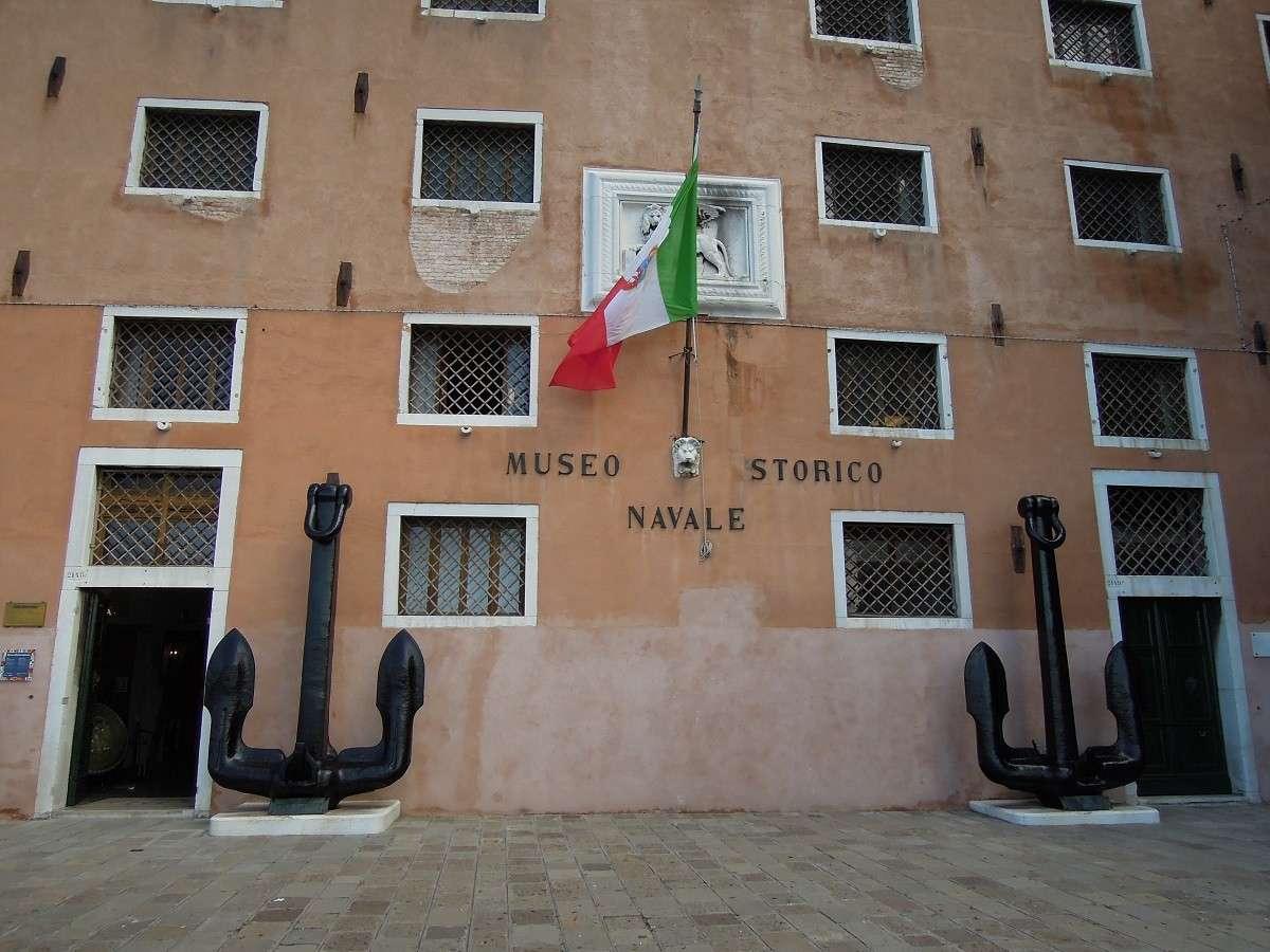 Il museo storico navale de Venise Dscn5910