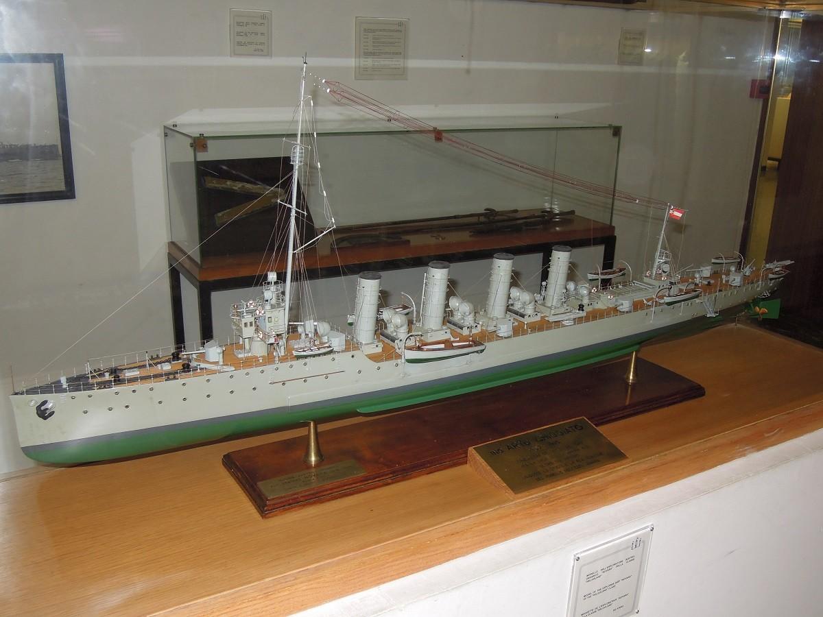 Il museo storico navale de Venise Dscn5912