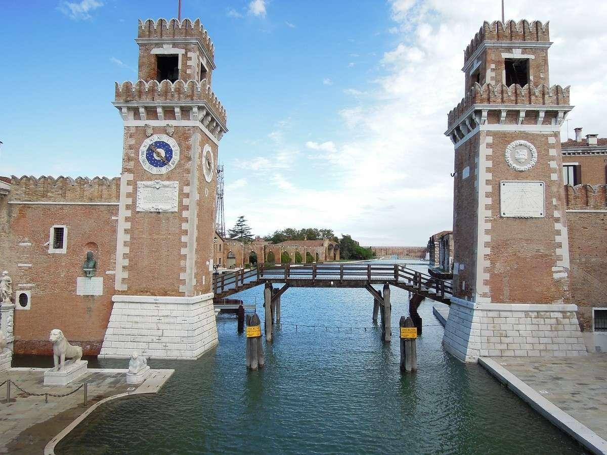Il museo storico navale de Venise Dscn5914