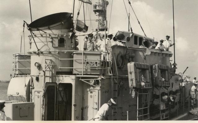 Escorteur côtier L'ALERTE - 1/400 de L'Arsenal par Dewoitine Marine10