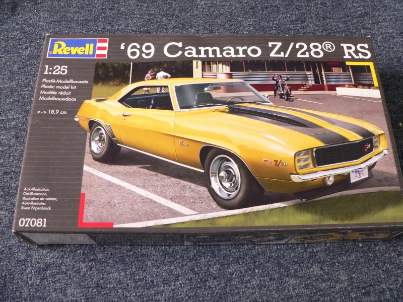 1969 Chevrolet Camaro Z/28 R von Revell P1110113