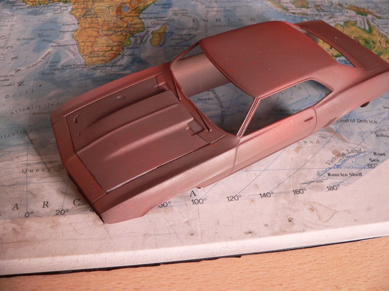 1969er Chevrolet Camaro von Revell P1110137