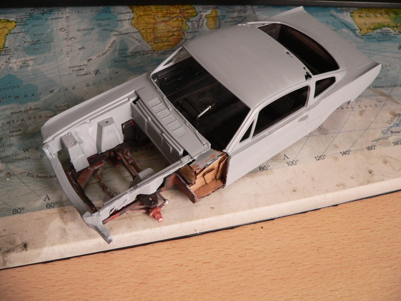 1965 Ford Mustang Fastback 2+2 von Revell P1110221