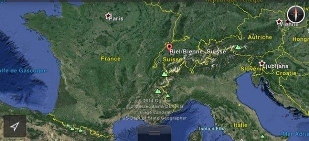 Scandale suisse, des déchets nucléaires cachés dans des jardins potagers. Les autorités ont caché la vérité La-vil10