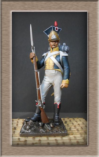 Grenadier de la légion de la vistule (Métal modèle) 74_07511