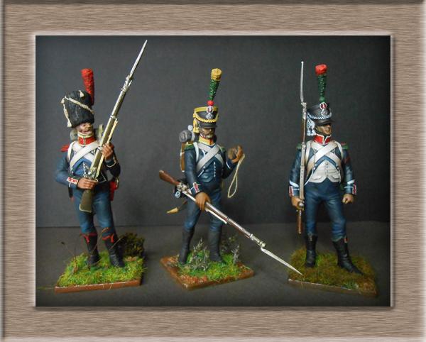 Grenadier 15e régiment Infanterie de la ligne Espagne 1807 MM 54m (modifications)  - Page 10 74_08212
