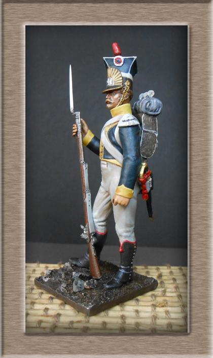Grenadier de la légion de la vistule (Métal modèle) 74_08311