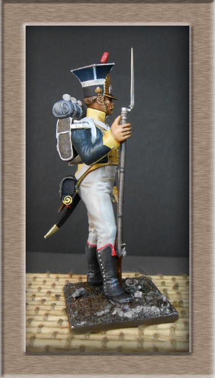 Grenadier de la légion de la vistule (Métal modèle) 74_08611