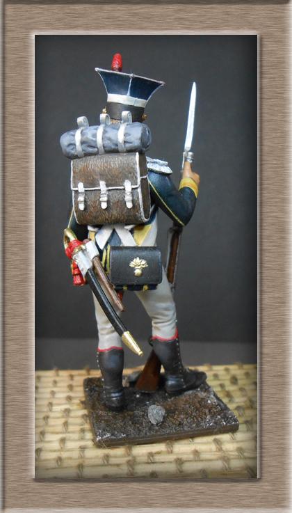 Grenadier de la légion de la vistule (Métal modèle) 74_09211