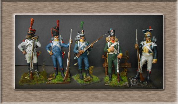 Grenadier 15e régiment Infanterie de la ligne Espagne 1807 MM 54m (modifications)  - Page 10 74_09310