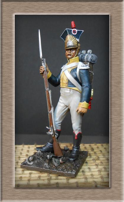 Grenadier de la légion de la vistule (Métal modèle) 74_09810