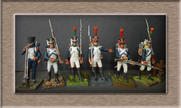 Grenadier 15e régiment Infanterie de la ligne Espagne 1807 MM 54m (modifications)  - Page 10 74_09812