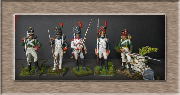 Grenadier 15e régiment Infanterie de la ligne Espagne 1807 MM 54m (modifications)  - Page 10 74_10113