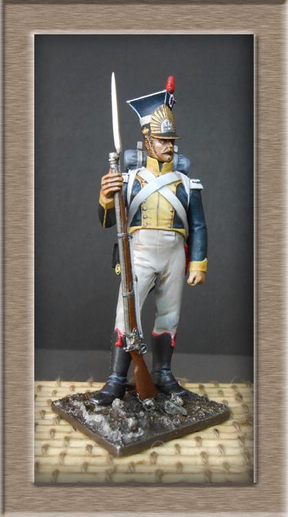 Grenadier de la légion de la vistule (Métal modèle) 74_10214