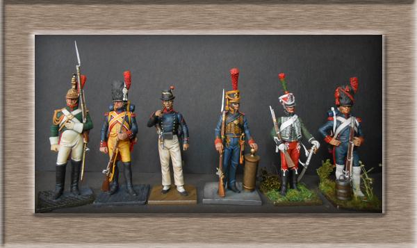 Grenadier 15e régiment Infanterie de la ligne Espagne 1807 MM 54m (modifications)  - Page 10 74_10917