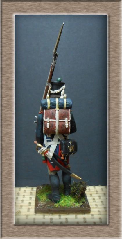 Tirailleur chasseur de la Garde 1809 (métal modèle ) 74_11015