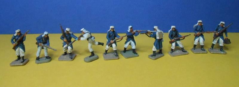 Tirailleur chasseur de la Garde 1809 (métal modèle ) 74_11016