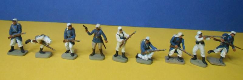 Tirailleur chasseur de la Garde 1809 (métal modèle ) 74_11112