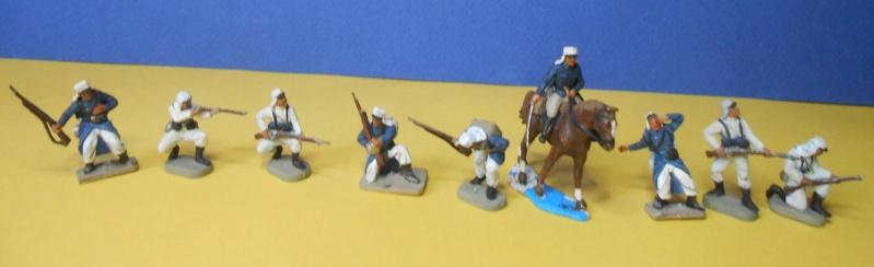 Tirailleur chasseur de la Garde 1809 (métal modèle ) 74_11113