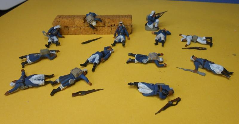 Tirailleur chasseur de la Garde 1809 (métal modèle ) 74_11114