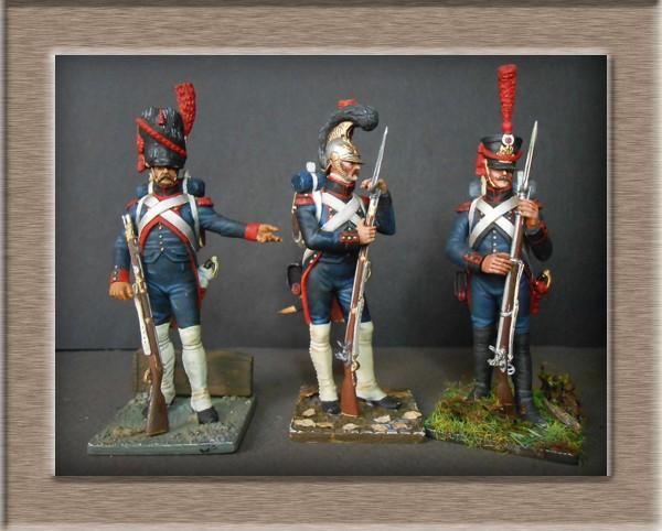 Grenadier 15e régiment Infanterie de la ligne Espagne 1807 MM 54m (modifications)  - Page 10 74_11115