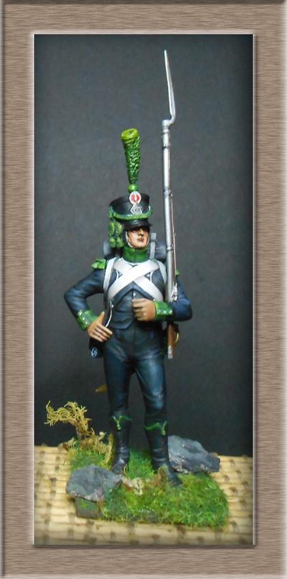 Chasseur du Bataillon des Tirailleurs Corses 1807-1811 74_13811