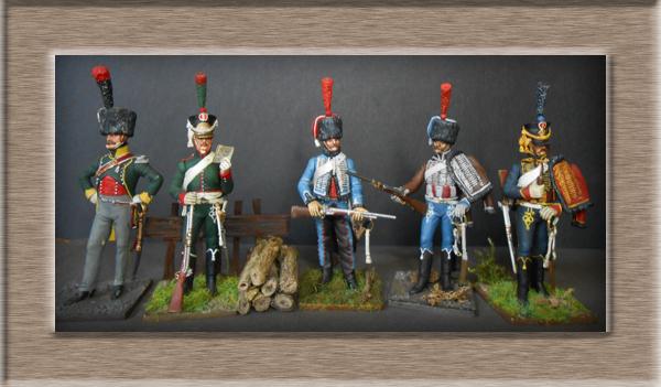 Grenadier 15e régiment Infanterie de la ligne Espagne 1807 MM 54m (modifications)  - Page 10 74_14112