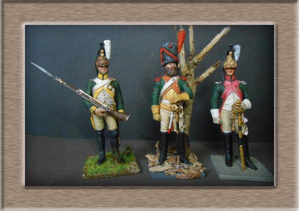 Grenadier 15e régiment Infanterie de la ligne Espagne 1807 MM 54m (modifications)  - Page 10 74_14313