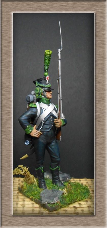Chasseur du Bataillon des Tirailleurs Corses 1807-1811 74_14411